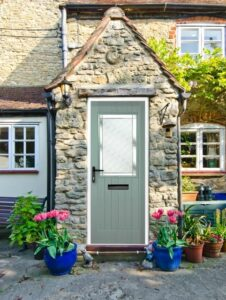 A choice of entrance door from the leading designers and manufacturers.