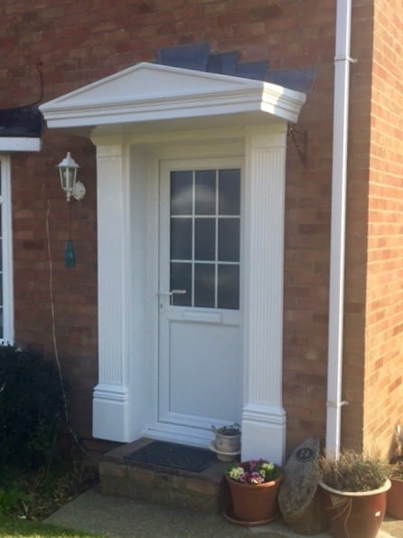 Which are the best front doors? - Newlite